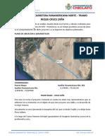 Diagnostico Situacion Actual Panamericana Norte Tramo Reque-cruce a Zaña