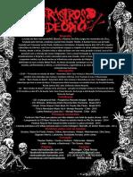 Release Rastros de Ódio 2017