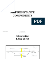 1- Ship Resistance Components