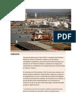 Petroquímica Mexicana de Vinilos Es La Empresa Conjunta de Pemex y Mexichem