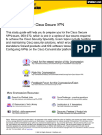 Cisco Secure VPN