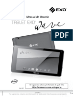 (F106-GG) Manual de Tablet Wave i007