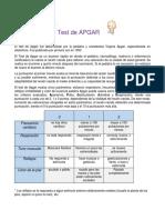 Test de APGAR.docx