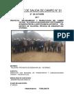 Caminos 02 Informe