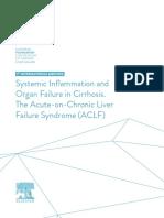 40 43 the Acute on Chronic Liver Failure Syndrome Aclf