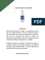 Campaña Promocional de Soda Amarga Enriquillo