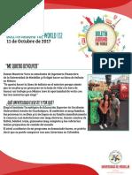 Around The World Boletín 132