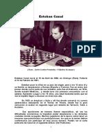 Esteban Canal - Primer Gran Maestro de Ajedrez Peruano