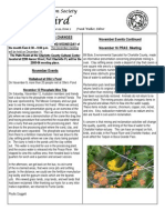 December 2005 White Bird Newsletter Peace River Audubon Society