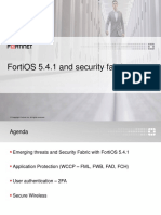 FortiOS 5.4.1 - How To