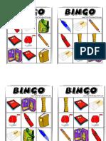 Bingo mat