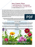 Cancer Wars-Alt Treatments FINAL
