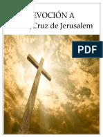 Oracion Ala Santa Cruz