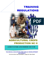 TR -  Agricultural Crops Production NC II.doc