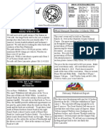 March 2010 White Bird Newsletter Peace River Audubon Society