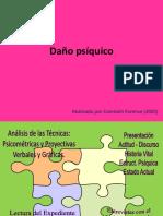 Danio Psiquico-Lia Ruiz