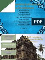 Pengaruh Budaya India Ke Indonesia