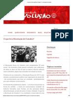 O Que Foi a Revolução de Outubro_ – Juventude Revolução
