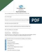 bgc recruiting questionnaire