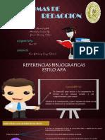 Normas de Redaccion - Exposicion