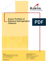 Axens Portfolio of Selective Hydrogenation Catalysts_imp_recto