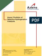 Axens Portfolio of Selective Hydrogenation Catalysts_imp_recto