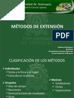 Metodos de Extension