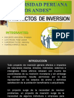 Diapositivas Proyectos de Inversion