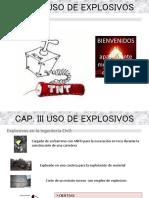 Cap III Explosivos