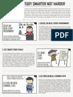 Study-habits Info Sheet