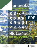 01 Historias de Mi Pueblo Nahuatl