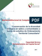 NICL Fortalecimiento Del Capital Social