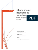Proyecto Ingenieria de Materiales Final