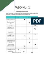 PASO No 1. AUTOESTIMA EN 10 DIAS
