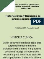 Histori Clinica y Redaccion I.psc.