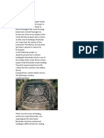 Report Text- Mystery of Borobudur Temple