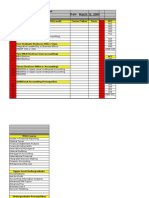 MSA Program Template 2009-10