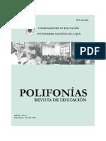 POLIFONIAS - Alcances y límites de la mirada psicoeducativa sobre el aprendizaje escolar - Baquero.pdf