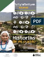 06 Historias de Mi Pueblo Chol