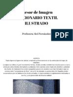 Diccionario Textil