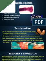 Taenia Solium Expo