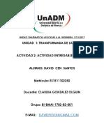 BMAI_U1_A2_DACS