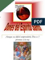 Dones Del Espíritu Santo Para NIÑOS