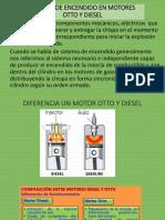 Sistema de Encendido en Motores Otto y Diesel