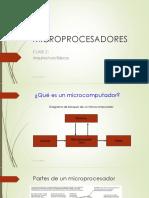 Microprocesadores Clase 2