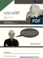 Museo Kolumba - Peter Zumthor