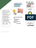 Leaflet Cacingan Dind