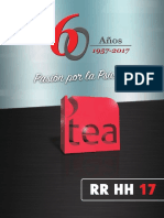 Catalogo Tea Rrhh
