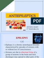 Anti Epileptics