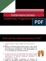 intervenciones del DO.ppt